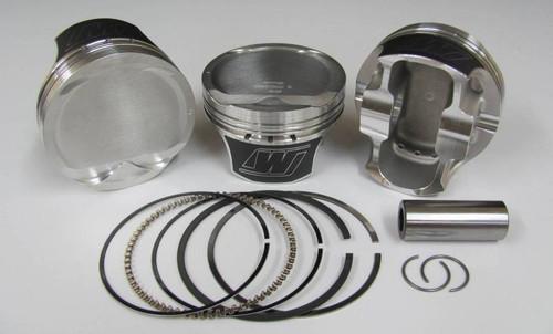 Wiseco- 5.0L Coyote Piston / Ring Kit -2cc Dish  10.5:1 Compression