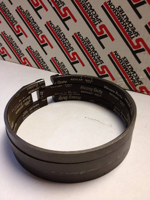 TSI- Powerglide Band - Wide Carbon Lined