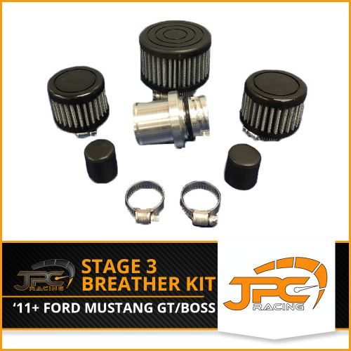 JPC- 2011+ GT/Boss Stg. 3 Breather Package