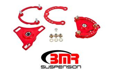 BMR- 2015-2017 Mustang Caster Camber Plates