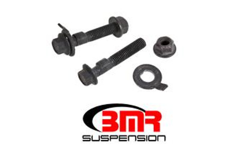 BMR- 2015-2017 Mustang Camber Bolts, Front, 2.5 Degrees Offset