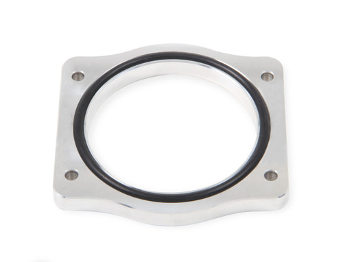 Holley- 2011-Up Sniper Throttle Body Spacer - Silver