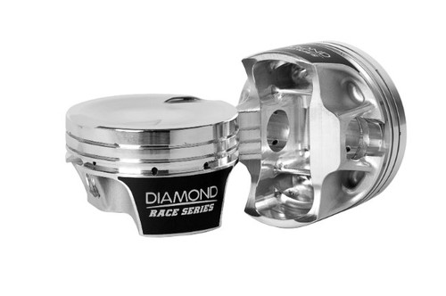 Diamond-  Coyote Mod2k +5cc Pistons 11.0:1 Gen 1 & 2
