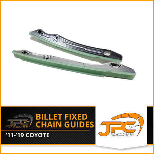 JPC Billet Fixed Chain Guides (2011-2019 Coyote)