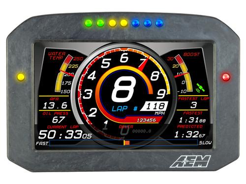 AEM- CD-7F Carbon Flat Panel Digital Dash Display