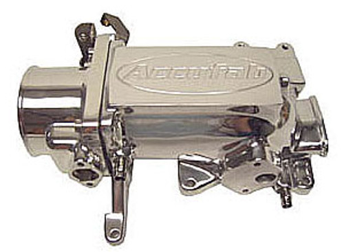 Accufab- Polished 4.6L 75mm Throttle Body & Plenum