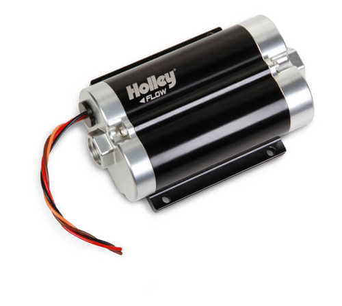 Holley -  160 GPH DOMINATOR IN-LINE BILLET FUEL PUMP