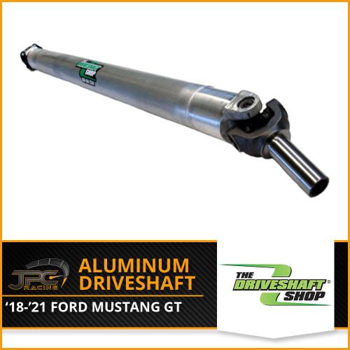 """DSS- S550 18-21  4"""" Aluminum TH400 Driveshaft w/ Strange Billet Yoke"""