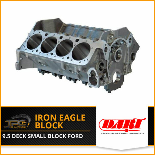 DART - SBF Iron Eagle Block 9.5 Deck