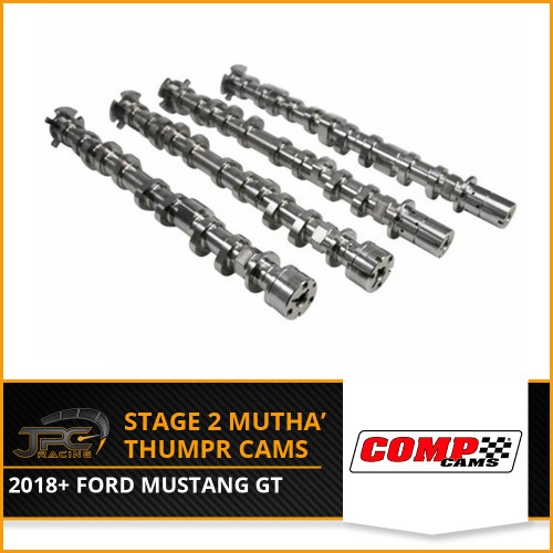 Comp Cams- 2018+ Stage 2 Mutha' Thumpr NSR 232/242 Hydraulic Roller Cams
