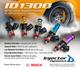 """Injector Dynamics- """"ID1300"""" Fuel Injectors (86-10 Mustang)"""