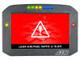 AEM- CD-7FLG Carbon Flat Panel Logging Display with Internal GPS