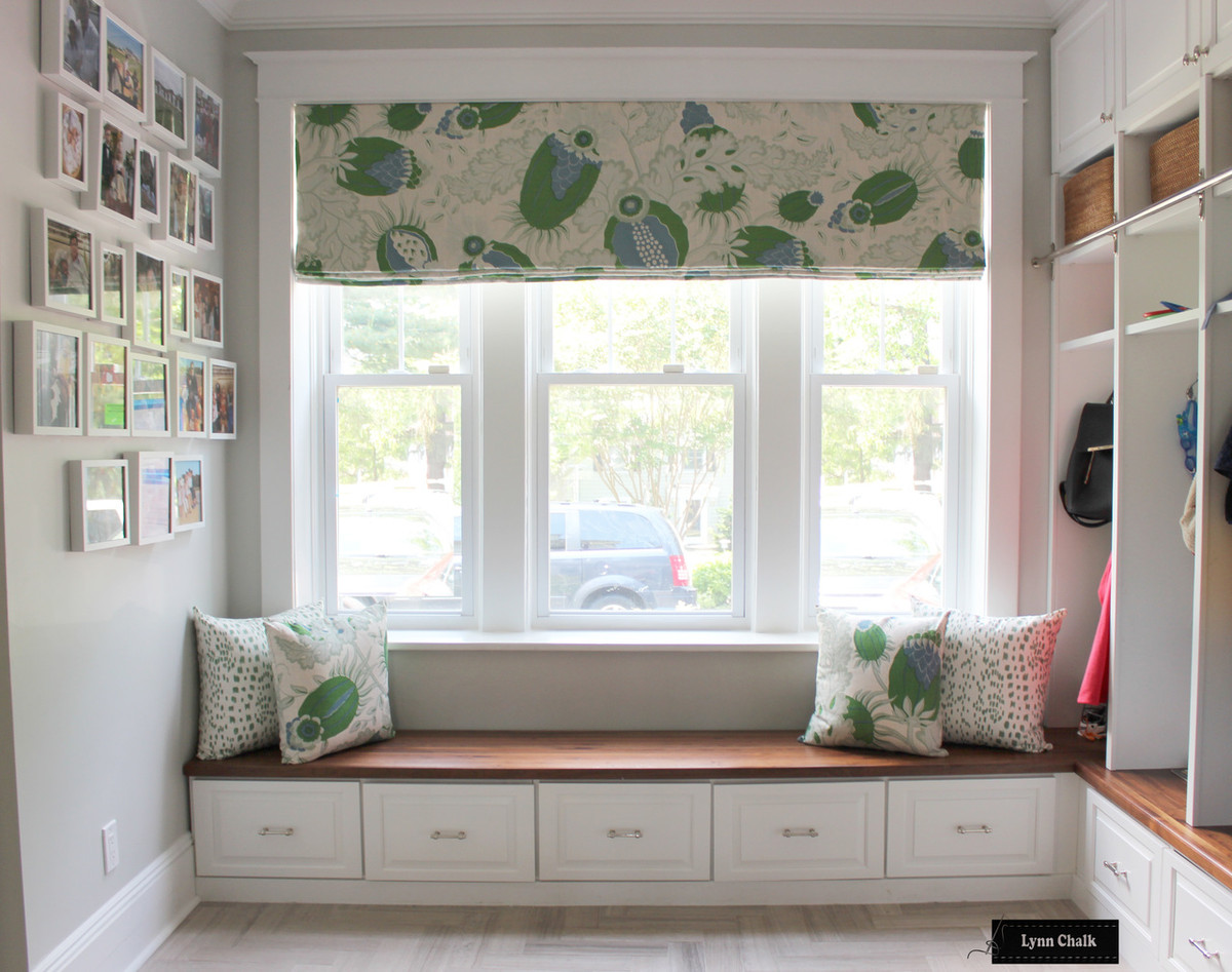 green roman shades lime green christopher farr carnival roman shade and pillows in green custom drapes