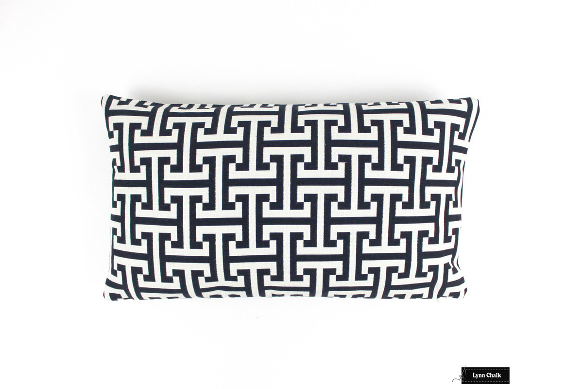 On Sale Indoor Outdoor Pillows In Holly Hunt Insignia Cream