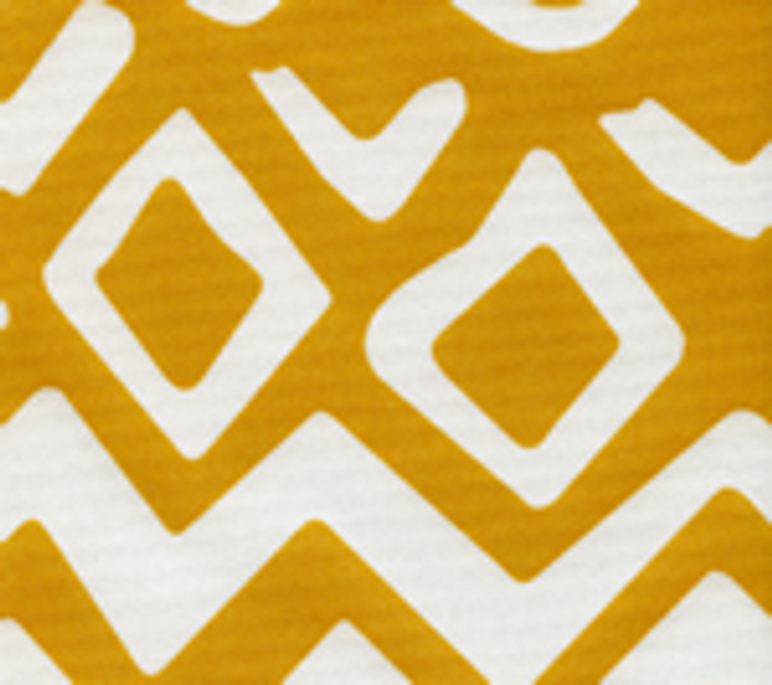 Quadrille Alan Campbell Deauville Indoor/Outdoor Suncloth Yellow