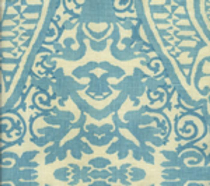 Quadrille Veneto in Venice Blue