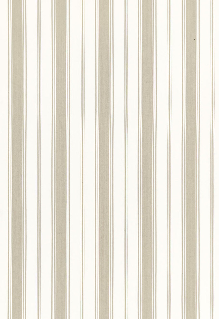 Alessandra Branca For Schumacher Branca Stripe Greige 68314