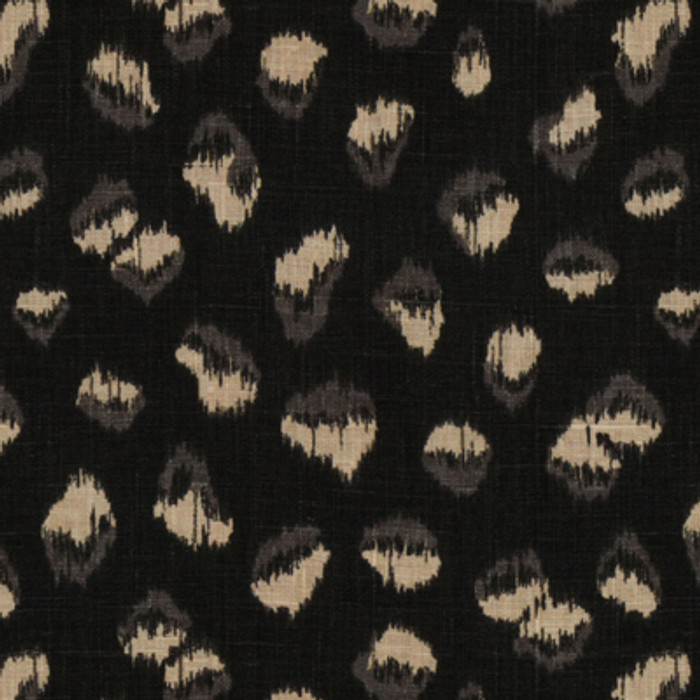 Kelly Wearstler Feline Ebony Beige GWF-3106 816