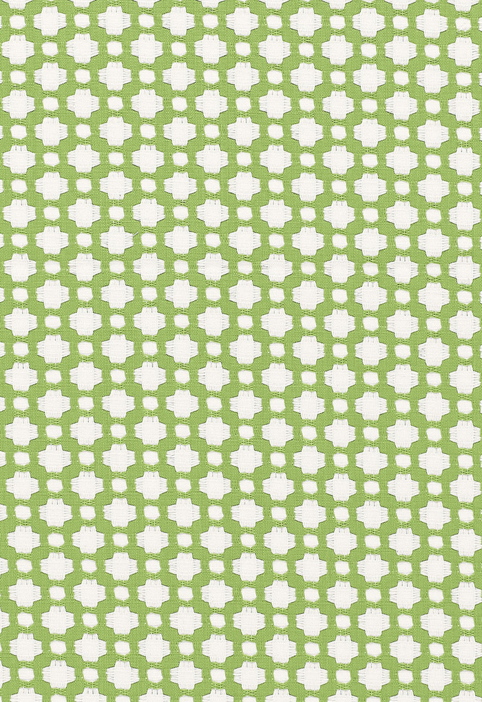 Schumacher Celerie Kemble Betwixt Leaf/Blanc 65688