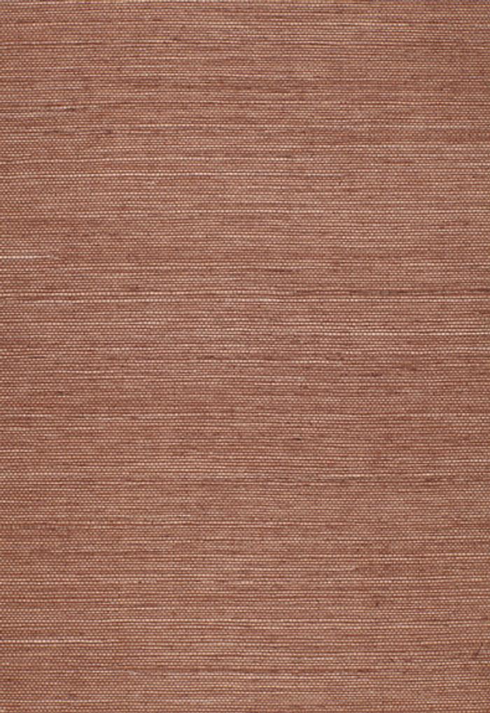 Schumacher Onna Sisal Wallpaper Brown 5002194