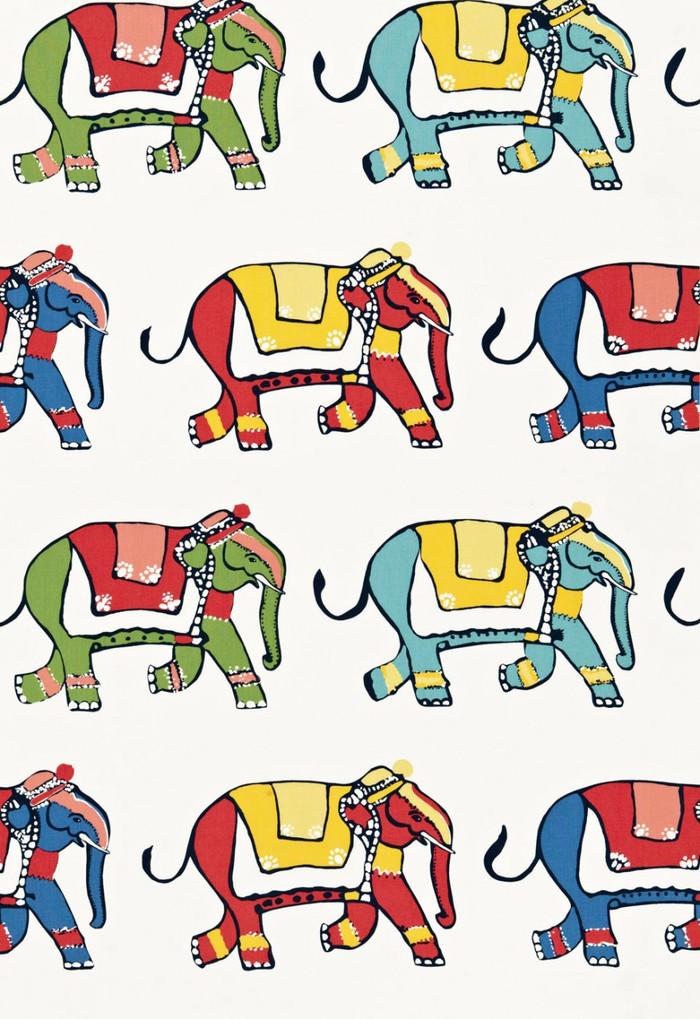 174890 Lulu DK Fabric Parade Multi