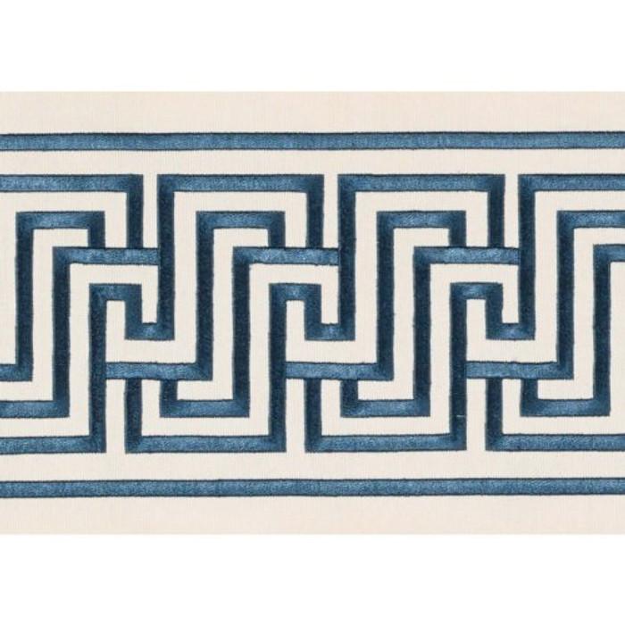 Labyrinth Tape Bleu 66143