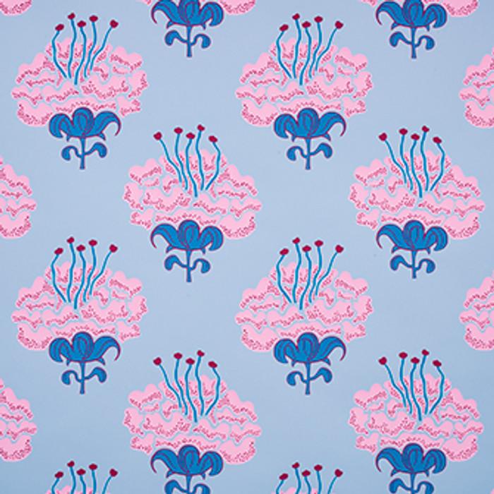 Katie Ridder Peony Wallpaper Pink