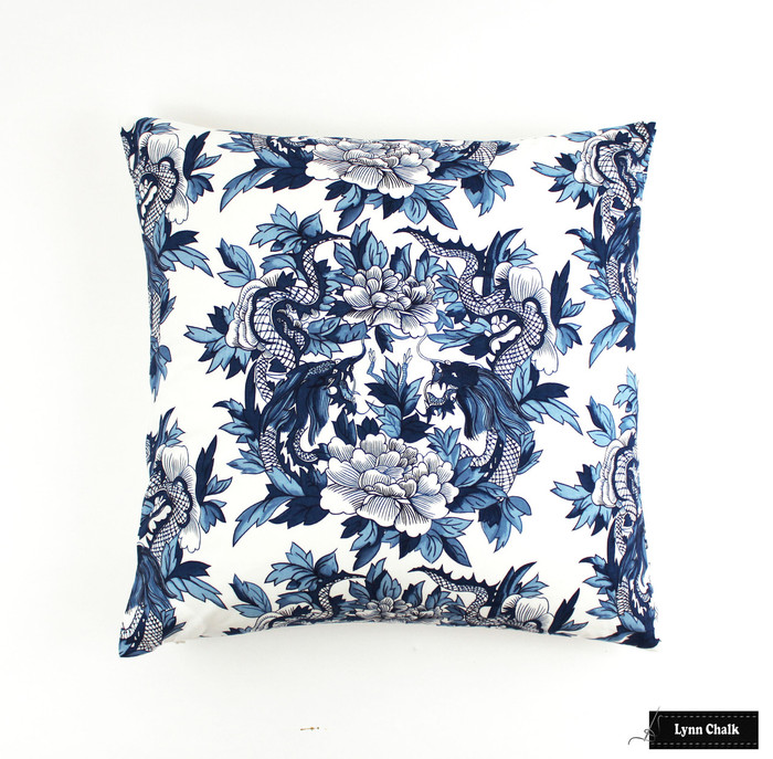 Pillows in Ralph Lauren Nanking Original