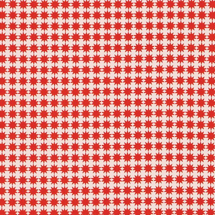 Schumacher Stella II Red Acrylic 1765722
