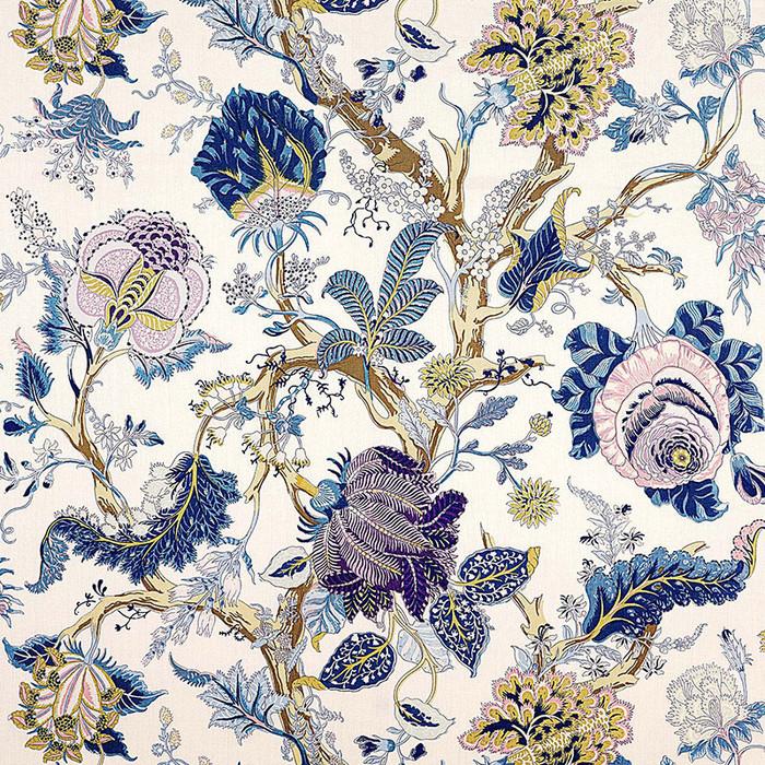 Schumacher Indian Arbre Hyacinth 175781