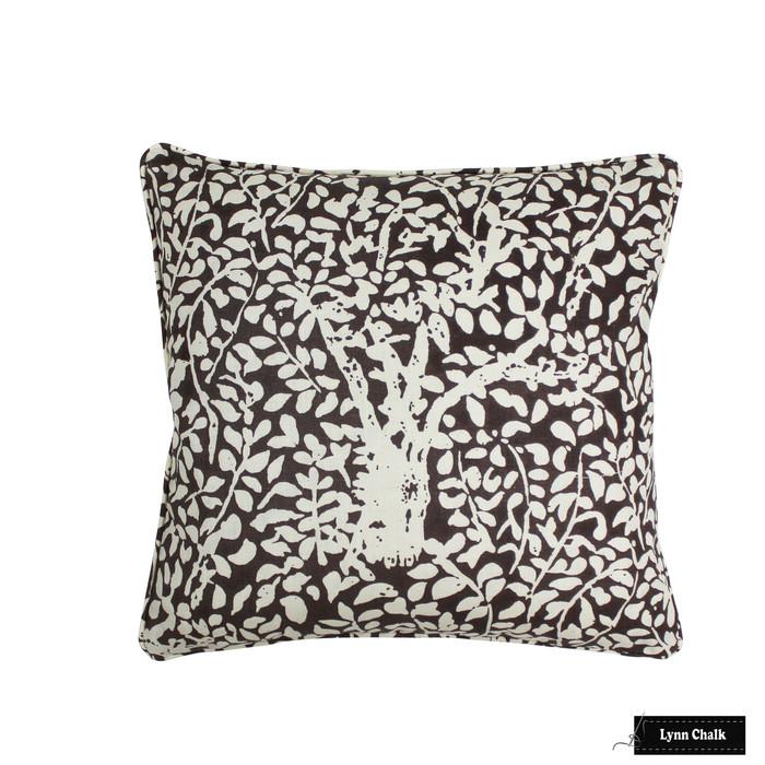 Arbre De Matisse  Reverse Brown on Tint 2035-07 (20 X 20)
