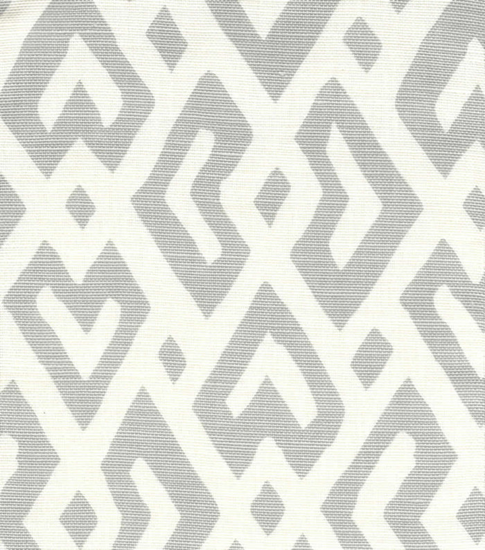 Quadrille Alan Campbell Juan Les Pins Pale Gray on Tint  AC115-01