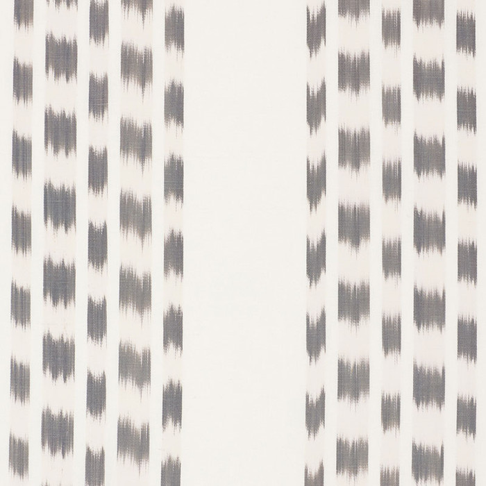 Schumacher Izmir Stripe Grey 69473