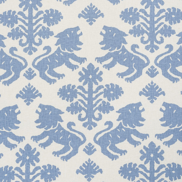 Schumacher Regalia in Blue 177300