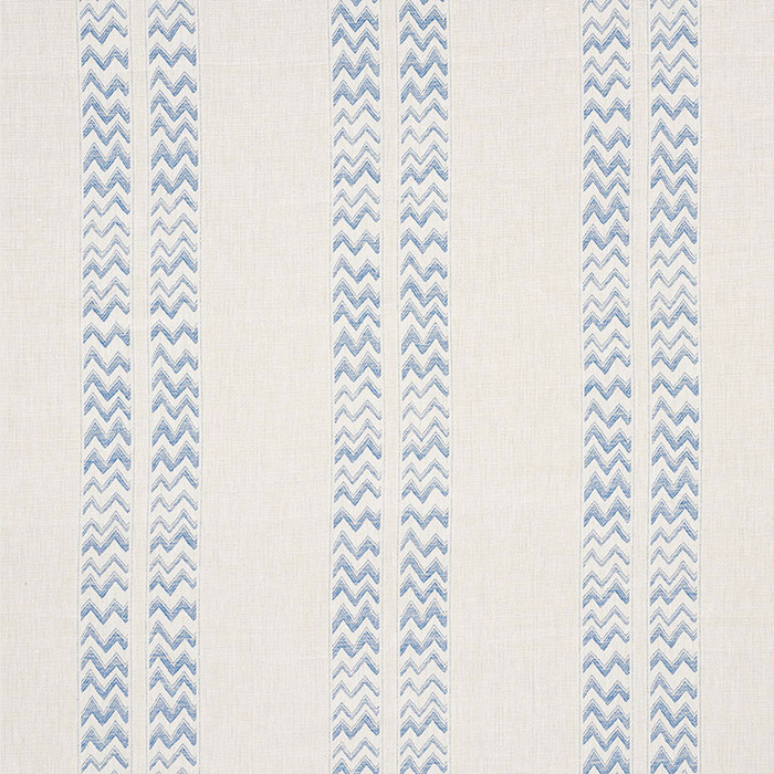 Schumacher Kudu Stripe Blue 69971