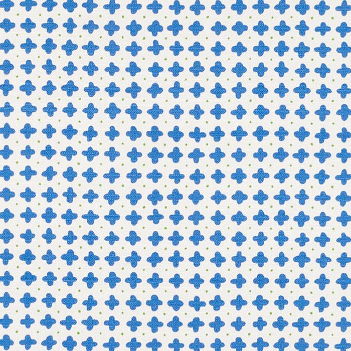 Schumacher Polka Blue 178240