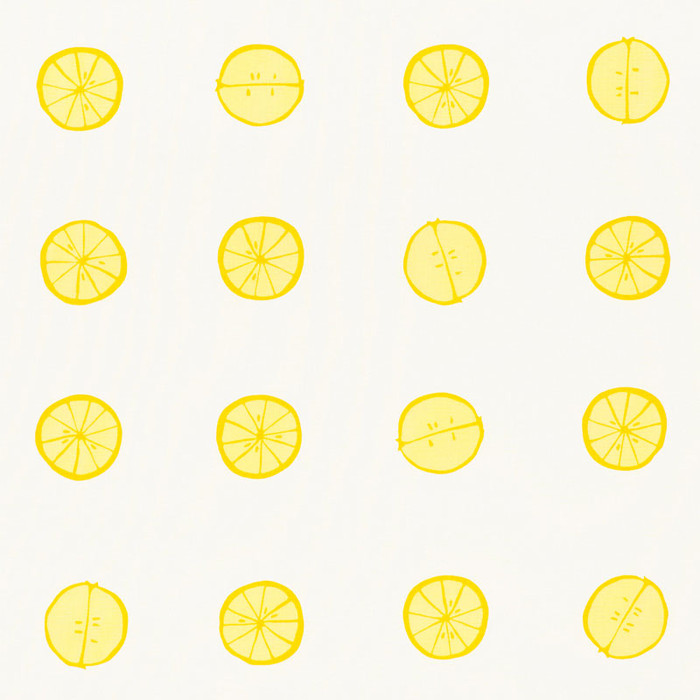 Schumacher Lemonade in Lemon 178260