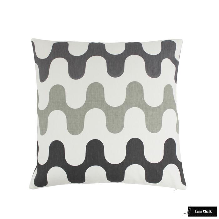 Majorelle Pillows in Baltic (26 X 26)