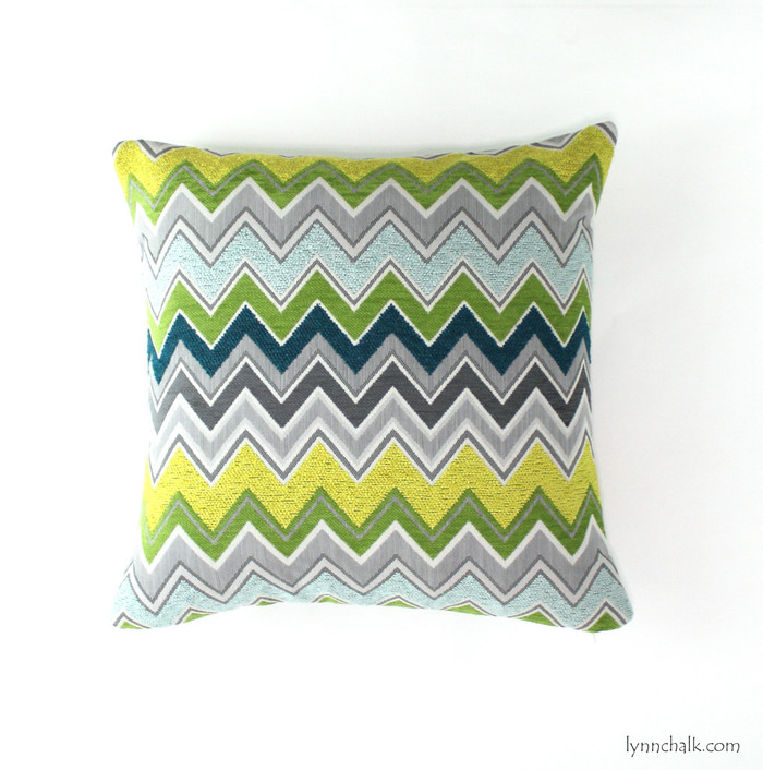 Custom Pillow 22 X 22 in Zenyatta Mondatta in Viridian