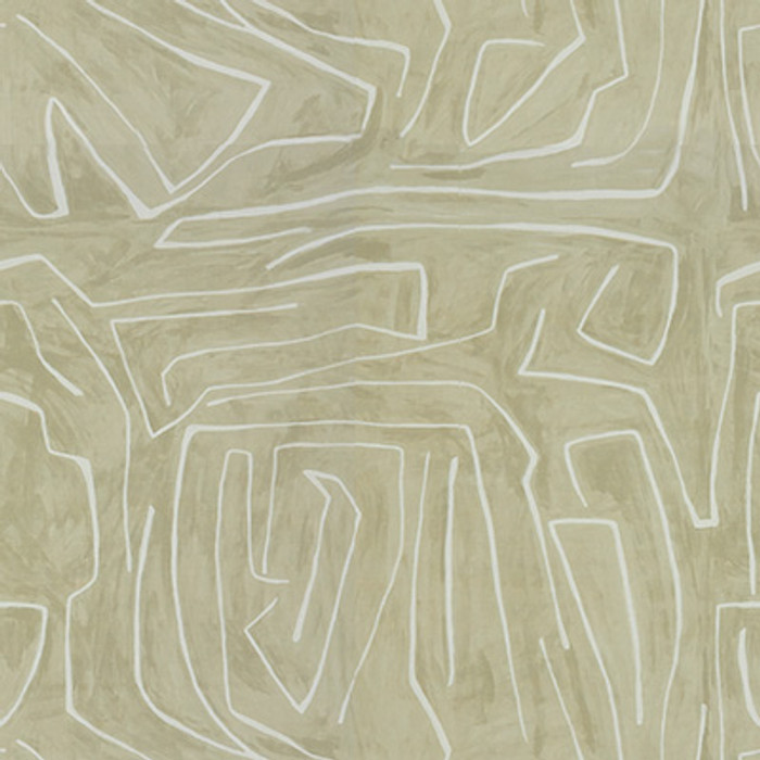 Fabric Graffito Beige/Ivory GWF-3530 16
