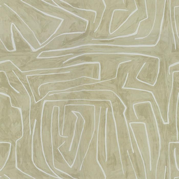 Fabric Graffito Beige/Ivory GWF-3530 16