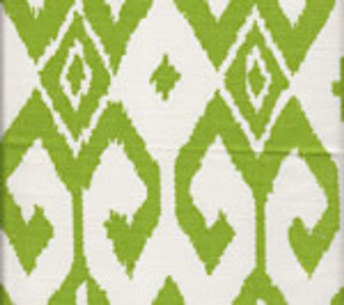 Alan Campbell Aqua II Jungle Green on White 7230-0
