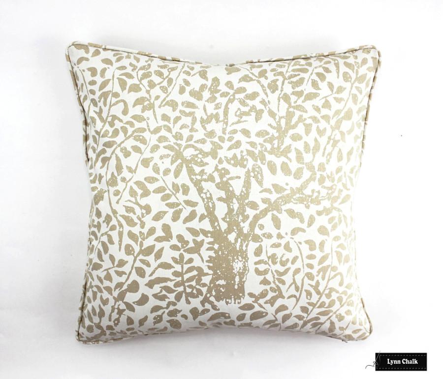 Quadrille China Seas Arbre De Matisse Jungle on Tint