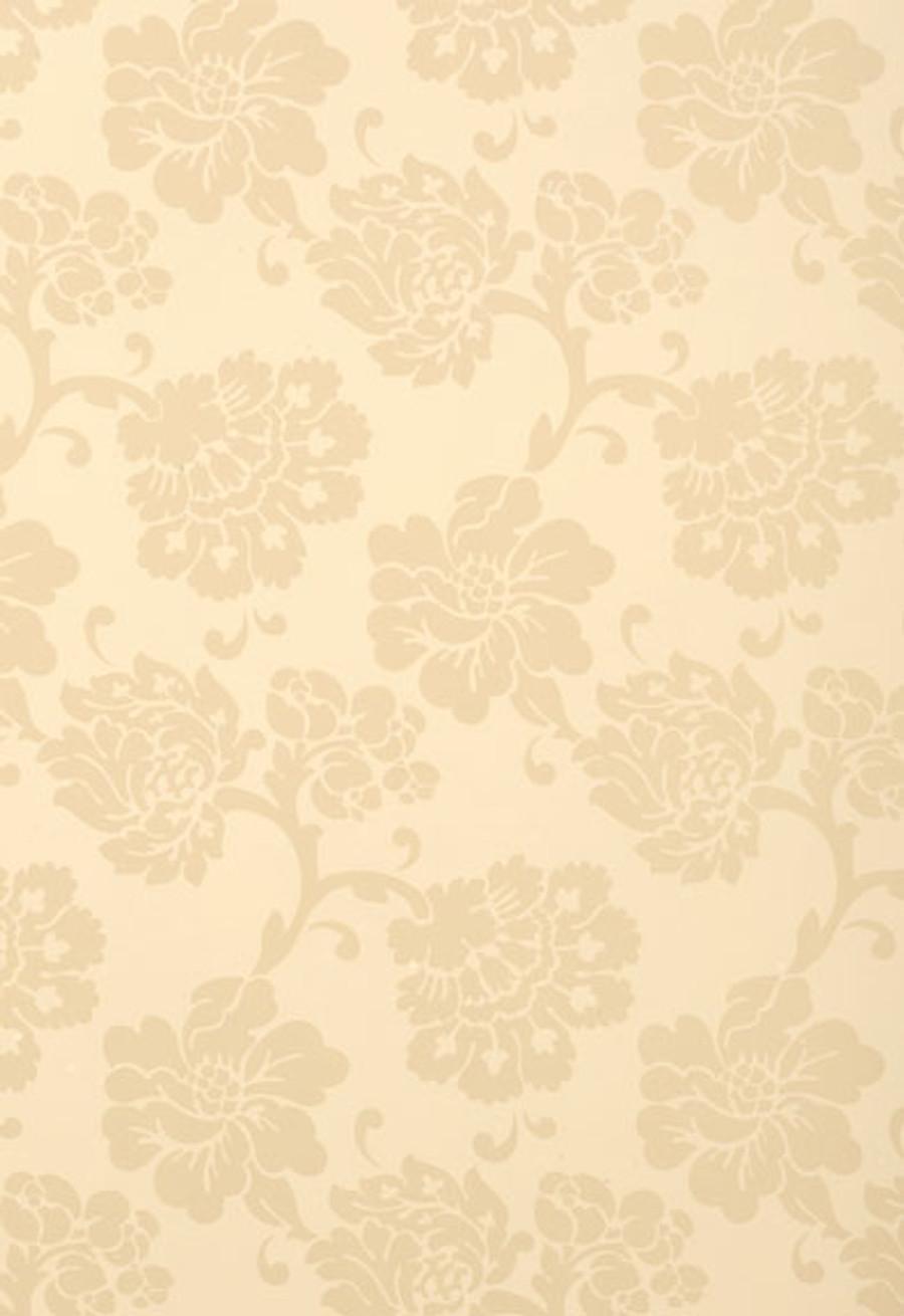 Schumacher Albero Floreale Bisque Wallpaper 5003623