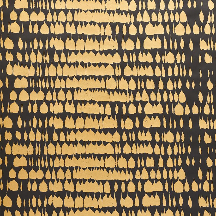 Schumacher Queen of Spain Wallpaper Gold 5005884