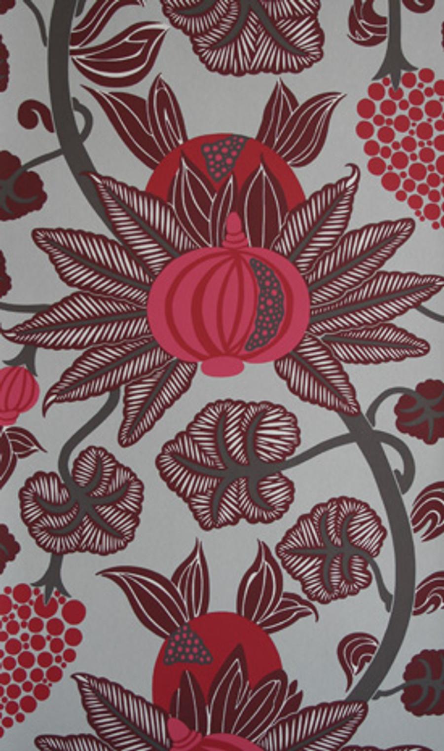 Sariskar Maharani Wallpaper by Osborne & Little 03