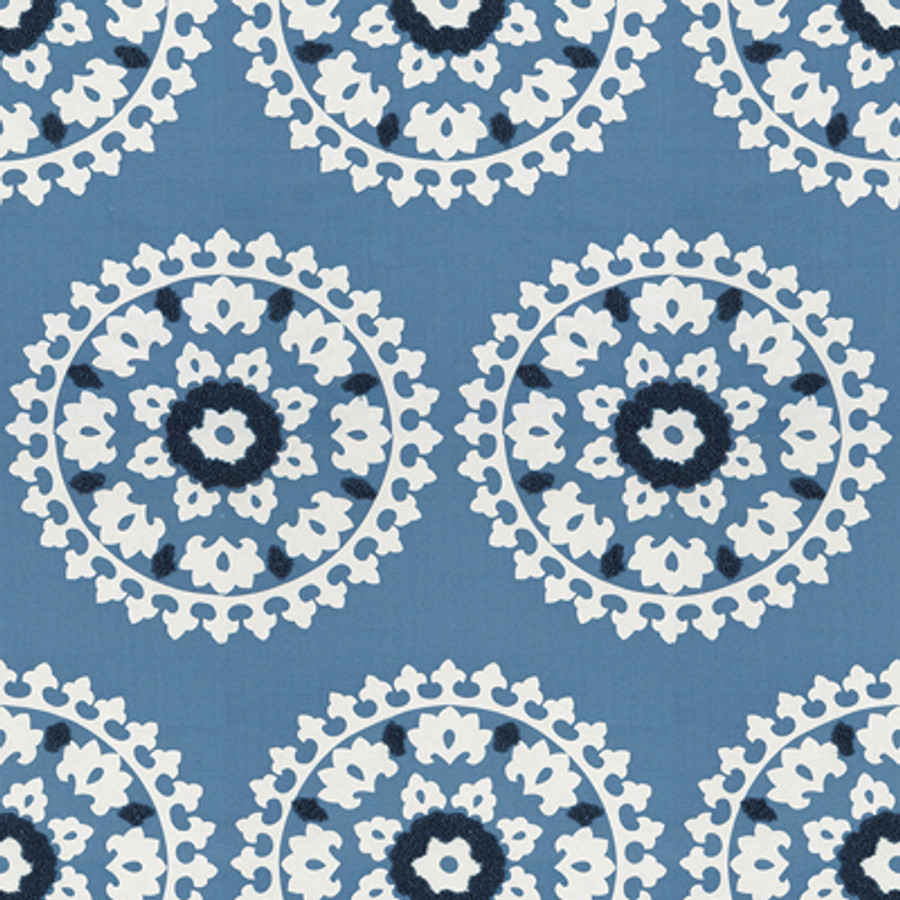 Kravet Echo Home KEA Blue (Limited Stock Available-Contact me before ordering)
