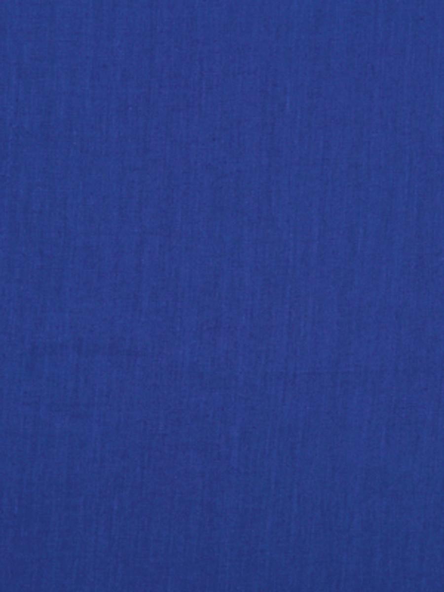 Milan Solid Linen Cobalt