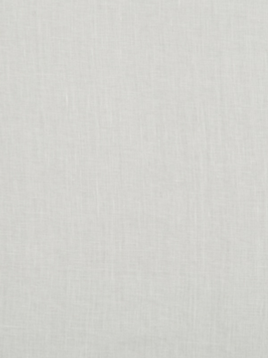 Milan Solid Linen Zinc