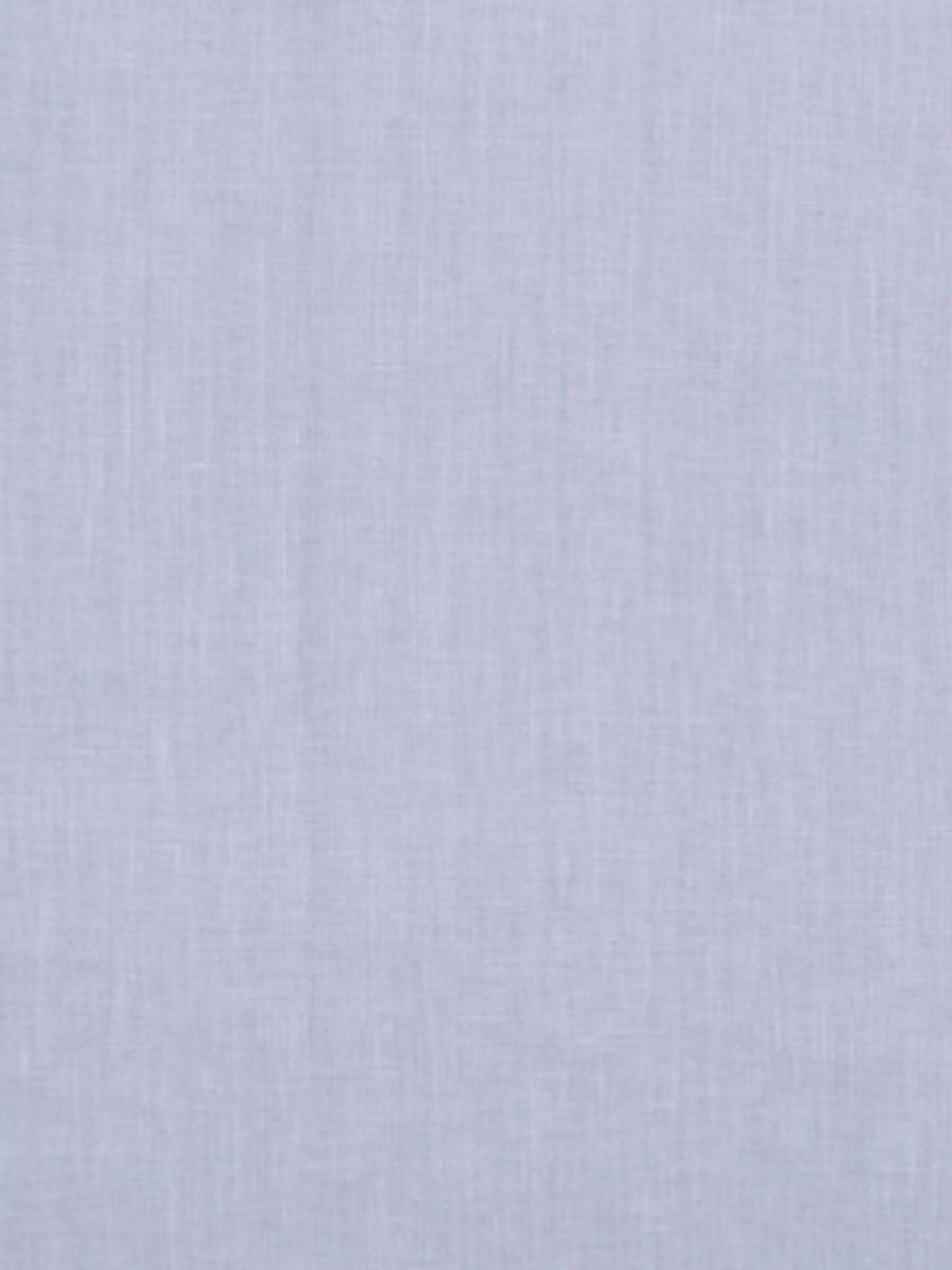 Milan Solid Linen Iris